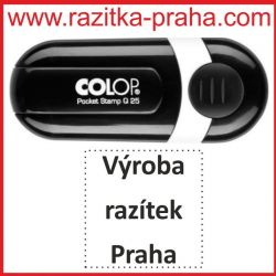 Razítko Colop Pocket Q 25