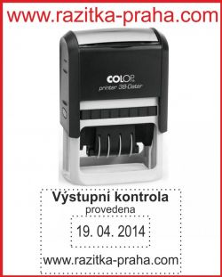 Datumka Colop Printer 38-Dater