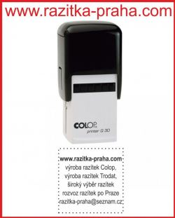 razítko Colop Printer Q 30